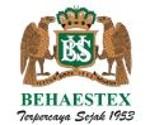 Lowongan PT Behaestex