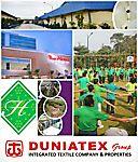 Lowongan PT Duniatex Group