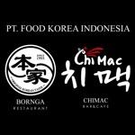 Lowongan PT Food Korea Indonesia