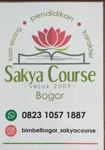 Lowongan Sakya Course