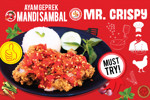 Lowongan Mr.crispy indonesia