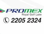 Lowongan PROMEX Royal Golf Lake