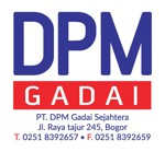 Lowongan PT. DPM GADAI SEJAHTERA