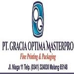 Lowongan PT GRACIA OPTIMA MASTERPRO
