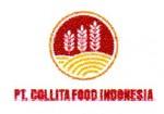 Lowongan PT Collita Food Indonesia