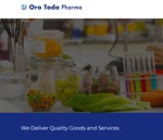 Lowongan PT Oro Tada Pharma