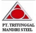 Lowongan PT Tritunggal Mandiri Steel