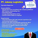 Lowongan Jabeny Logistics