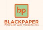 Lowongan BLACKPAPER Printing