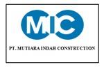 Lowongan PT Mutiara Indah Construction