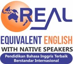Lowongan PT. REAL Equivalent English