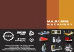Lowongan CV. Maju Jaya Machinery