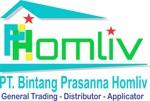 Lowongan PT Bintang Prasanna HomLiv