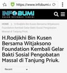 Lowongan Al Fashdu Harsaya Indonesia