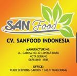 Lowongan CV. Sanfood Indonesia