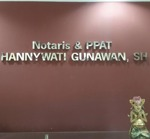 Lowongan Notaris & PPAT HANNYWATI GUNAWAN, SH