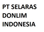 Lowongan PT Selaras Donlim Indonesia