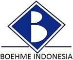Lowongan PT. BOEHME INDONESIA