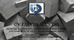 Lowongan CV.FAEYZA SUCCESS
