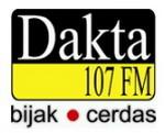 Lowongan PT Radio Nadakomunikasi Utama [ Dakta FM 107 ]