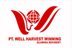 Lowongan PT Well Harvest Winning Alumina Refinery (WHW AR)