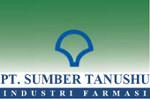Lowongan PT Sumber Tanushu Pharmaceutical Industry