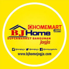 BJ Home Supermarket Bangunan Jogja