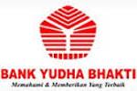 Lowongan PT Bank Yudha Bhakti