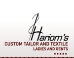 Lowongan Hariom's Tailor & Textile