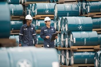 Working at PT Chevron Oil Products Indonesia company profile and