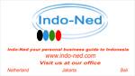 Lowongan PT Indo-Ned Company Consultsncy