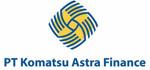 Lowongan PT Komatsu Astra Finance