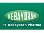 Lowongan PT Kebayoran Pharma