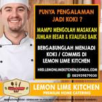Lowongan Lemon Lime Kitchen