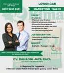 Lowongan CV Bahagia Jaya Raya
