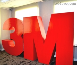 Working at PT 3M Indonesia company profile and information