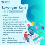 Lowongan PT Teknologi Kartu Indonesia
