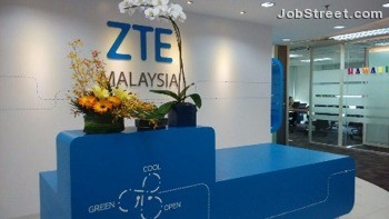 ZTE MALAYSIA CORPORATION SDN BHD Opportunities