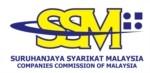 Suruhanjaya Syarikat Malaysia/Companies Commission of Malaysia's logo