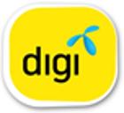 Logo Digi Telecommunications Sdn. Bhd.