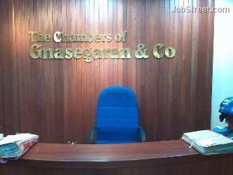 Litigation Cum Accounts Clerk