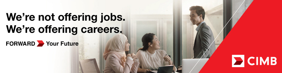 Find Your Next Career In CIMB Group