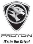 Proton Edar Sdn Bhd's logo