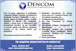 Dencom Consultancy and Manpower Services