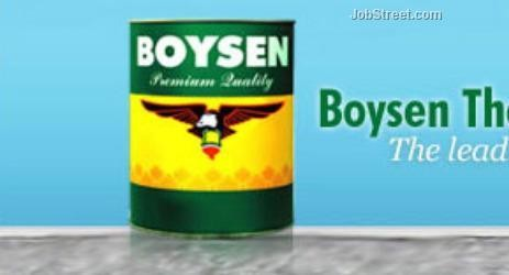 Working At Pacific Paint Boysen Philippines Inc Company Profile And Information Jobstreet