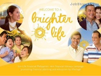 Jobs at Sun Life of Canada (Philippines), Inc. in Philippines, Job ...