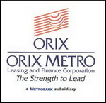 ORIX METRO Leasing and Finance Corporation