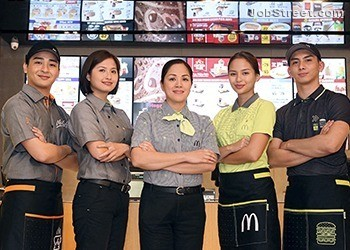 Working at Golden Arches Development Corporation (McDonald's