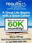 The Results Companies job vacancy