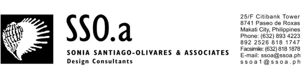 Interior Designer Job Sonia Santiago Olivares Associates Inc